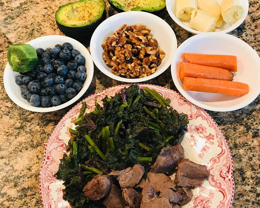 Nutrients > Calories