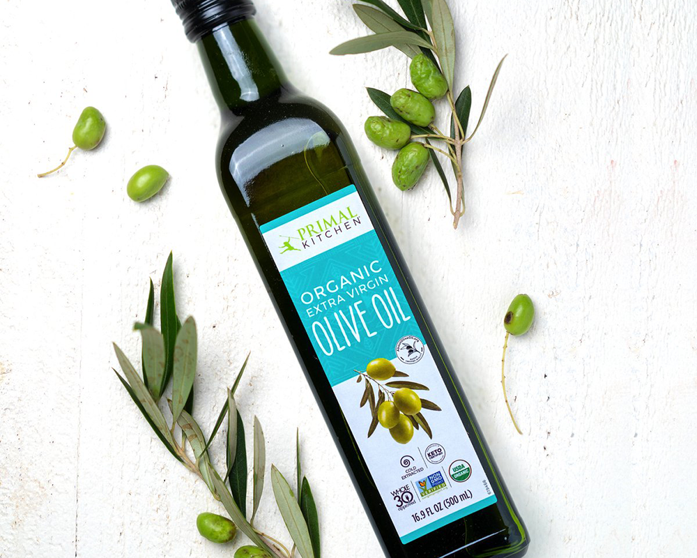 Primal Kitchen Organic Extra Virgin Olive Oil
