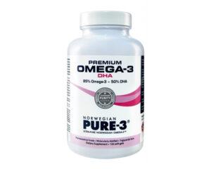 Premium Omega-3 DHA