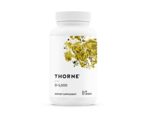 Thorne Vitamin D-5,000