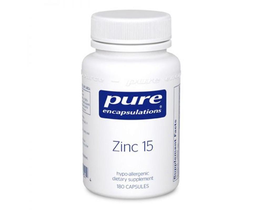 Pure Encapsulations Zinc 15