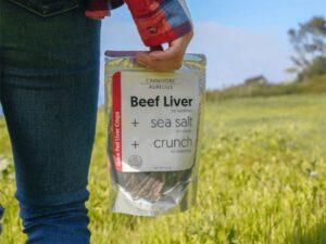 Beef Liver Crisps